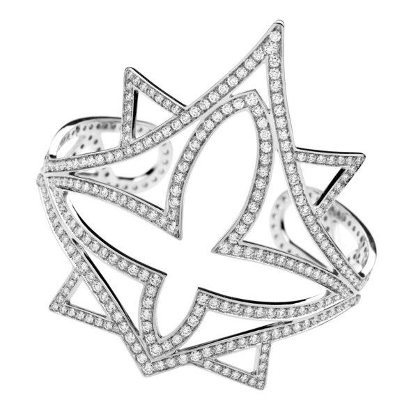 bracciale diamanti ca doro