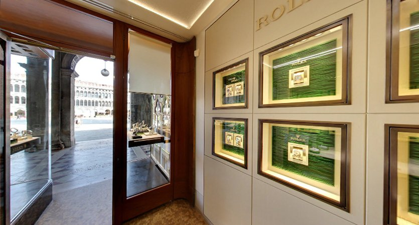 Venice Boutique Rolex